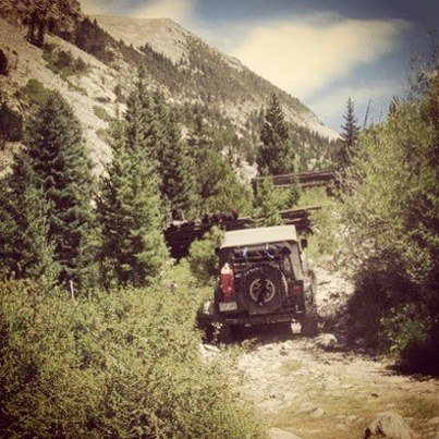 BFGoodrich Announces 2013 Outstanding Trails Program
