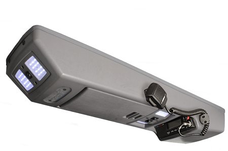 Toyota FJ Roof Console