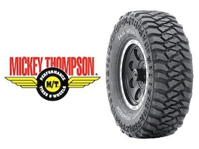 New Mickey Thompson Baja MTZ-P3 M/T